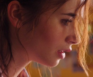 lily collins, love rosie, and girls image