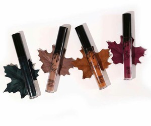 beauty, autumn, and kylie jenner image