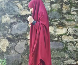 dz, hijab, and islam image