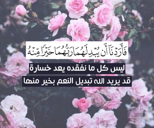 arabic, dz, and flowers image