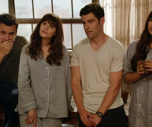new girl, cece, and jess image