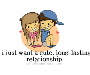 cute, Relationship, and couple image