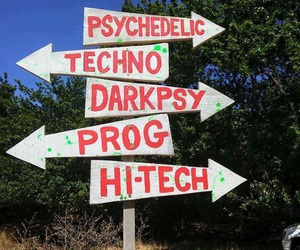psychedelic, techno, and prog image