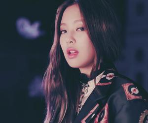 jennie, kpop, and black pink image