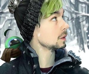 fan art, jackaboy, and youtube image