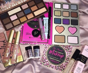 beauty, too faced, and makeup goals image