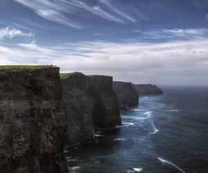 ireland and moher image