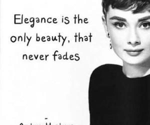 audrey hepburn, beauty, and elegance image