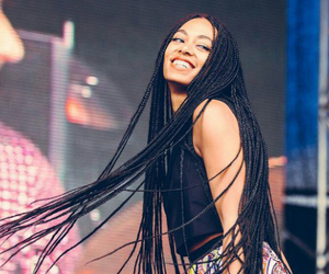 goals, box braids, and beautiful image