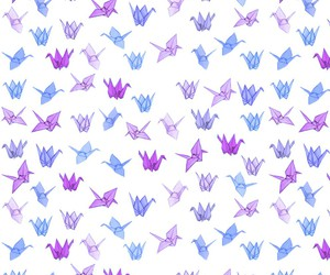 bird, blue, and pink image