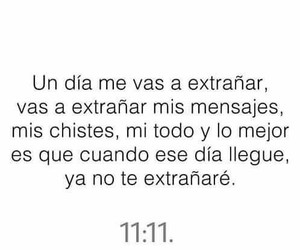 11:11, amor, and frases image