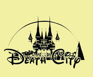 soul eater, death city, and anime image