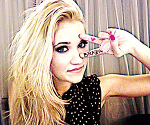 emily osment, brazil, and heart image