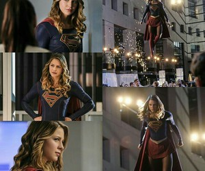 Supergirl, kara zor-el, and melissa benoist image