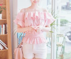 fashion, beautiful, and pastel image