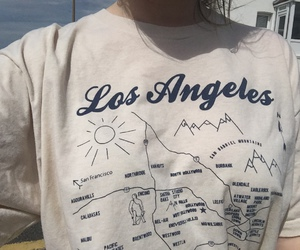 los angeles, tumblr, and aesthetic image