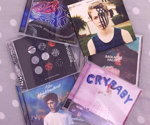 cd, troye sivan, and halsey image