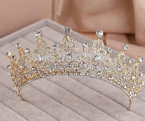 crown, accessories, and bijoux image