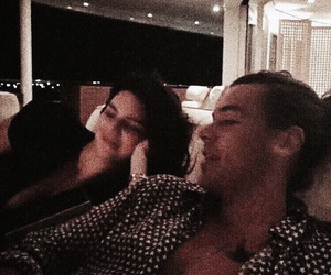 hendall, Harry Styles, and kendall jenner image