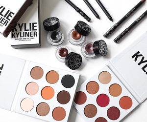 kylie, kylie cosmetics, and makeup image