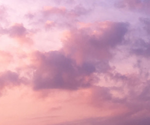 colors, purple, and sky image