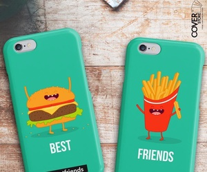 cover, best friends, and case image