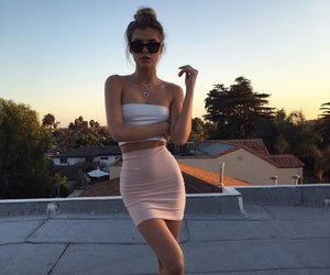 alissa violet, outfit, and style image