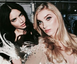 model, Adriana Lima, and elsa hosk image