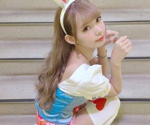 bunny, fashion, and Harajuku image