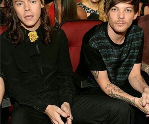 larry, Harry Styles, and fifth harmony image