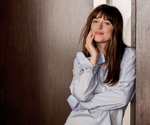 fifty shades darker, dakota johnson, and anastasia steele image