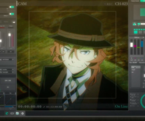 bungou stray dogs and nakahara chuuya image