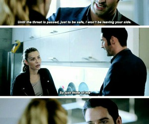 chloe, lucifer, and deckerstar image