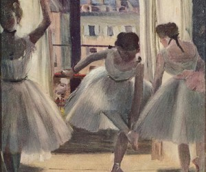 ballet, art, and dance image