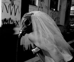 black, mask, and dark image