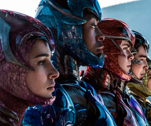 power rangers, naomi scott, and rj cyler image