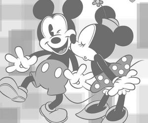 adorable, black, and cartoon image