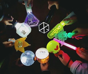 kpop, exo, and bts image