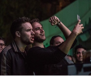 liam payne and zedd image