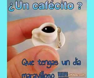 tacita, cafecito, and cucharita image