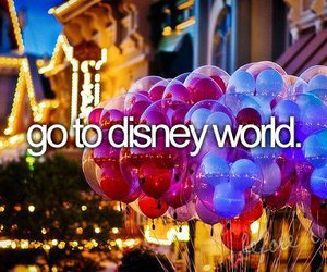 disney, before i die, and disney world image