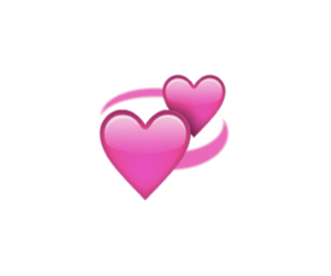 hearts, overlay, and pink image