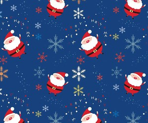 christmas, background, and snow image