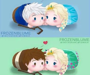 disney and jelsa image