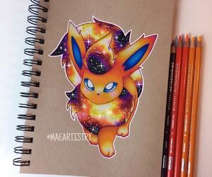 art, beautiful, and pokemon image
