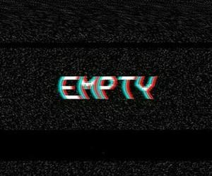empty, grunge, and black image