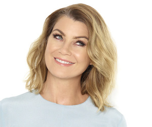 ellen pompeo, greys anatomy, and meredith grey image