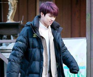 infinite, namstar, and purple hair image