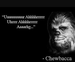 funny, chewbacca, and urrrgh image