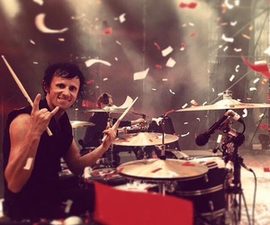 muse, band, and Dominic Howard image